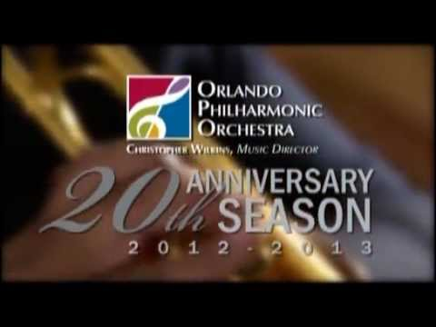 The Orlando Phil's 20th Anniversary | Mark Fischer, General Manager & Principal Horn