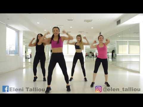 Ayy Ladies  Travis Porter ft Tyga  Eleni Talliou  Dance Fitness