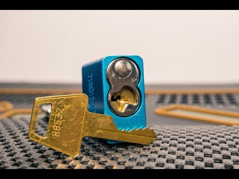 [221] American Lock 1100 Series Padlock Picked and Gutted