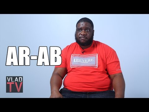 AR-Ab on Ending Beef with Meek Mill After 4-Hour Call, Entourages Beefing (Part 3)