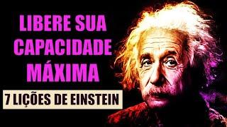 EINSTEIN: 7 lições do homem mais inteligente do mundo | Filosofia de vida