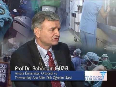 Prof.Dr. Bahaddin GÜZEL, Ortopedik  Protezler