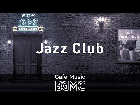 Jazz Club: Night City Hip Hop Jazz - Chill Out Coffee Beats - Smooth Slow Jazz & Hip Hop for Study