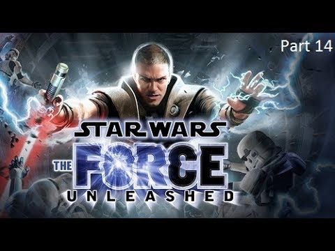 Star Wars: The Force Unleashed Part 14  Felucia  Part 1