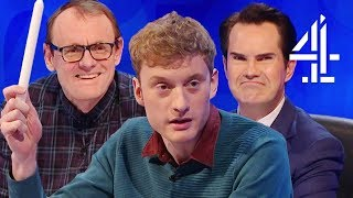 CREEPY Waxworks with James Acaster | 8 Out of 10 Cats Does Countdown