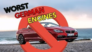 5 Worst German Engines You Should Avoid