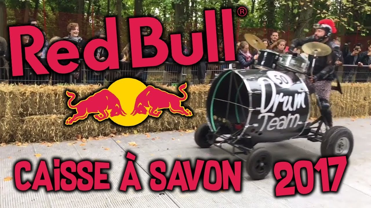red bull caisse savon 2017 slow motion passage youtube. Black Bedroom Furniture Sets. Home Design Ideas