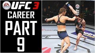 EA Sports UFC 3 - Career (Female) - Let