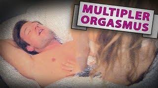 MULTIPLER Orgasmus, auch für den Mann? - Love & Sex