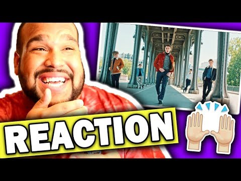 Why Don't We - Talk  REACTION