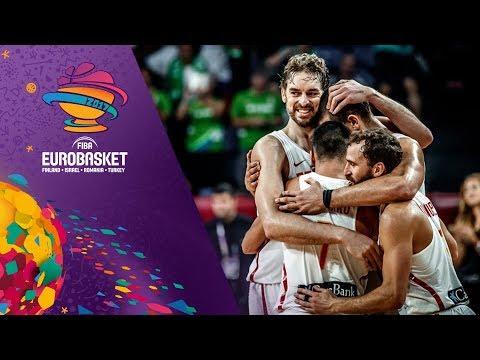 Pau Gasol - All-Star Five - FIBA EuroBasket 2017