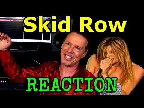 Vocal Coach Reacts To Skid Row - Sebastian Bach - I Remember You - Live - Ken Tamplin