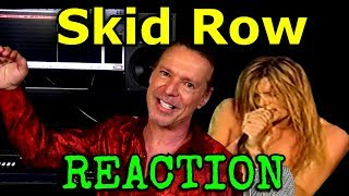 Vocal Coach Reacts To Skid Row - Sebastian Bach - I Remember You - Live - Ken Tamplin