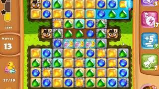 Diamond Digger Saga Level 1431 - NO BOOSTERS | SKILLGAMING ✔️