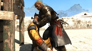 Repeat youtube video Assassin's Creed 4 Black Flag Mayan Master Stealth & Combat