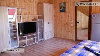 Двухуровневые апартаменты  Кухня студия с двумя комнатами