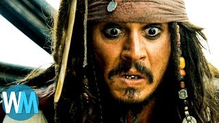 Top 10 Best Pirates of the Caribbean Franchise Moments