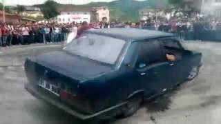 Zonguldak Drift Kazası Kavgaya Sebep Oldu.