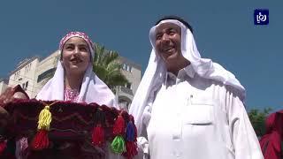 مسيرة في قطاع غزة بمناسبة يوم الزي الفلسطيني (31/7/2019)