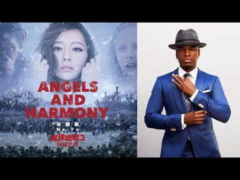 張靚穎Jane Zhang/NE-YO - Angels and Harmony (電影《猩球崛起3:終極之戰》中國區推廣曲)