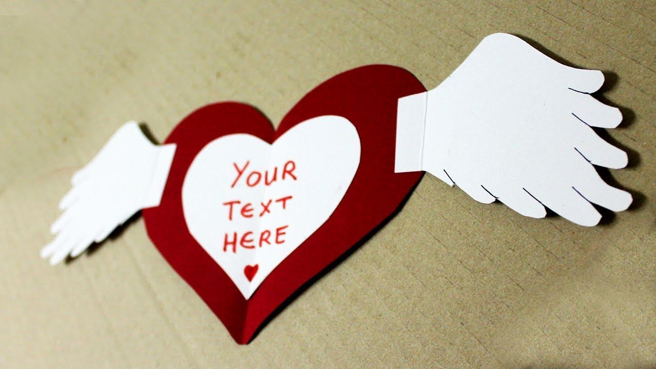 Diy Anniversary Card For Boyfriend Handmade Cards For Boyfriend On