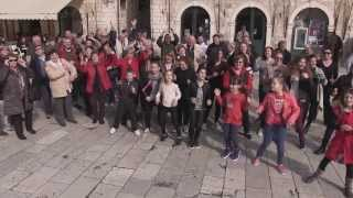 Pharrell Williams - Happy   [ Happy Dubrovnik - Croatia ](Inspired by Happy video Pharrell Williams - Happy Dubrovnik 2014 Happy Dubrovnik project included: Dancers - happy Dubrovnik citizens and guests from all ..., 2014-02-24T11:41:43.000Z)