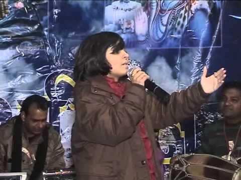 sanjana bhola live jagrata