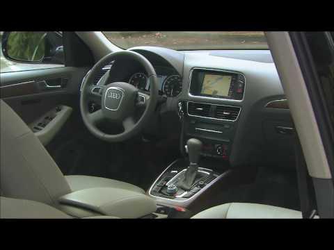 DRIVEN Audi Q5 Premium Plus