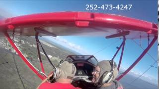 Obx Biplane Ride with Berry Johnson Thumbnail