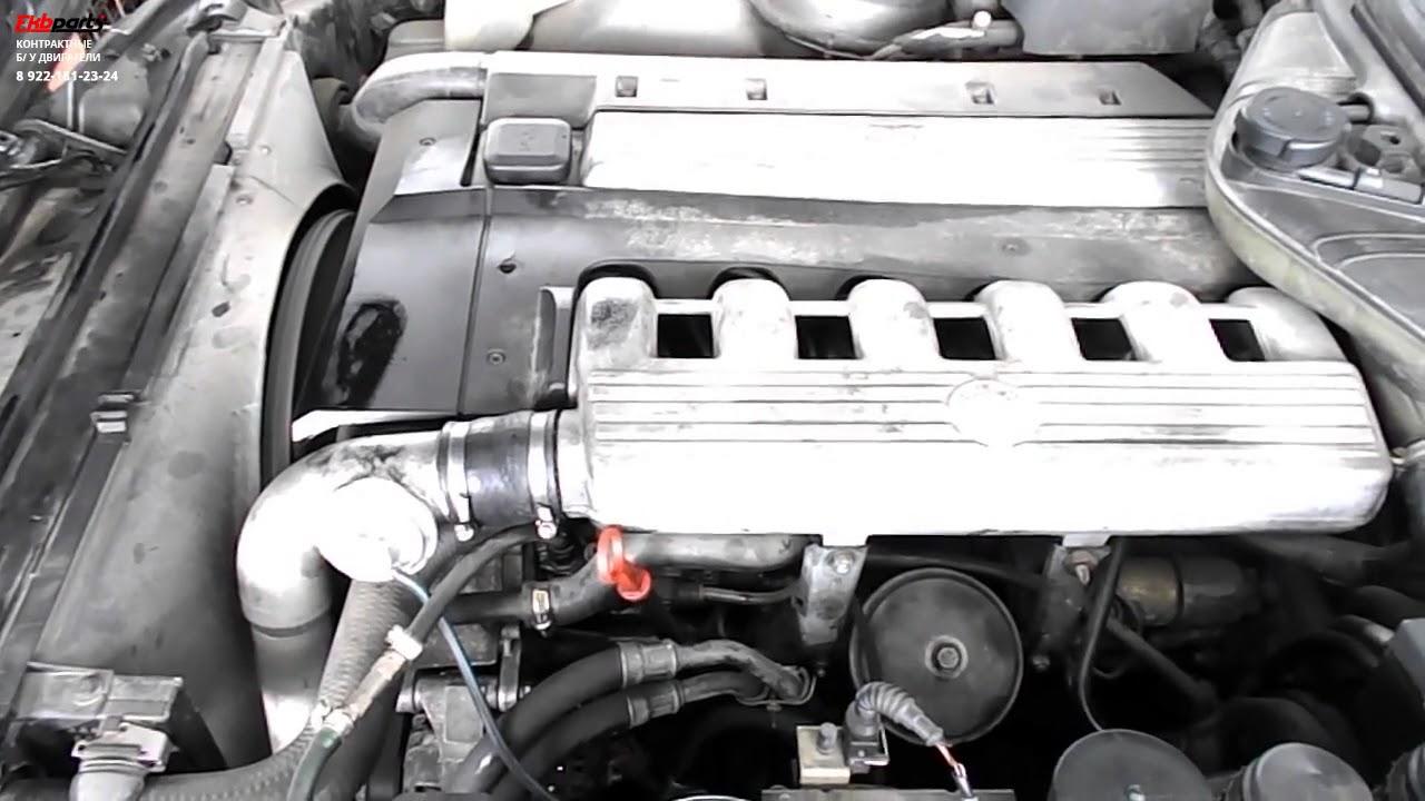 Двигатель (BMW) БМВ 5 E34 2 5 TDS M51 D251
