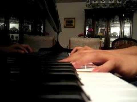 West Wing Theme (piano)