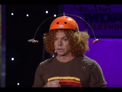 Carrot Top & His Box Of Mysteries (2010) - MDA Telethon