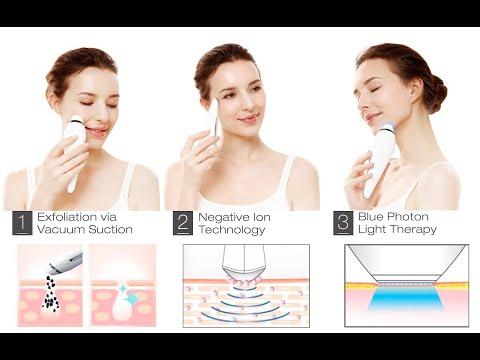 LIFETRONS CM-300 Micro-Dermabrasion Facial