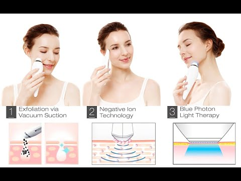 [Official Introduction] Lifetrons Micro-Dermabrasion Facial (CM-300)