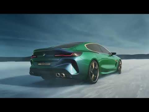 The M8 Gran Coupé Concept  BMW 2018