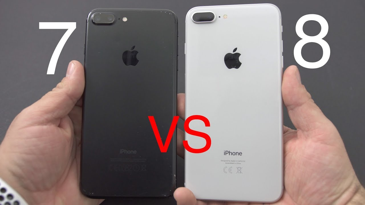 Difference Iphone  Et  Plus