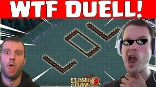 NACHTDORF - WTF BASE DUELL! ⭐️ Clash of Clans ⭐️ CoC