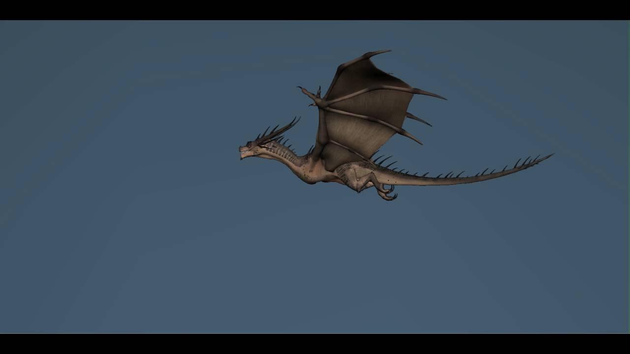 Flying Dragon: Dragon Flight Animation