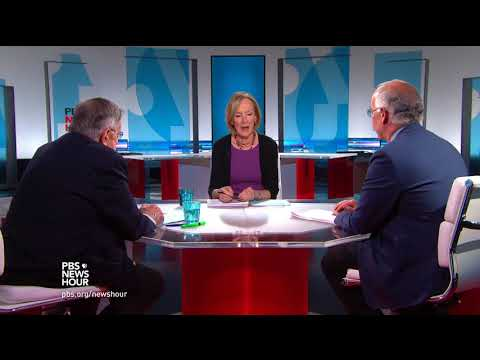 Shields and Brooks on GOP tax bill's economic impact, Doug Jones' Alabama win