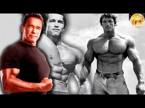 Arnold Schwarzenegger – Training Tribute – Video Motivation