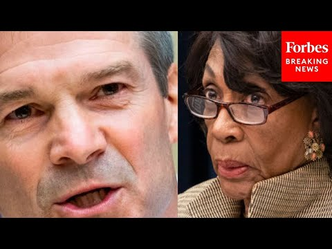 Jim Jordan Calls Out Maxine Waters, Other Dems For Objecting To Electoral College Results In 2017