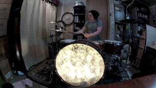 Queens of the Stone Age - First it Giveth Drum Cover