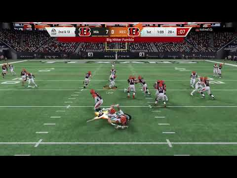 Luckiest Play in Madden! (Part 2)
