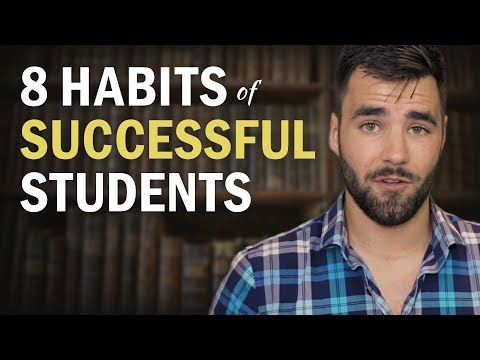 8 Habits of Highly Successful Students