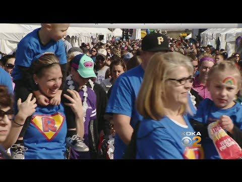 Thousands Participate In Annual 'March For Babies' On North Shore
