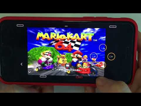 Panda Helper:How to Install Nintendo 64 Games on iPhone with Provenance emulator for free