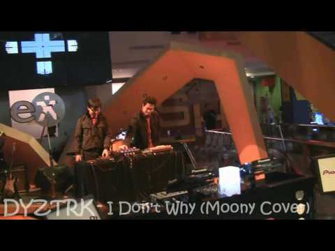 Dyztrk - I Don't Why (Moony Cover) Live 8bit Technologic At EX Plaza Indonesia