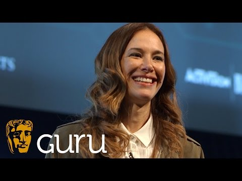 Jade Raymond: Games Lecture 2015