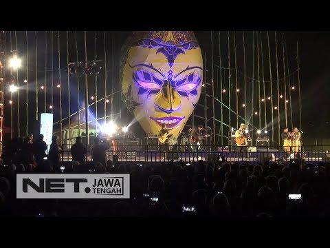 Jazz Atas Awan, Konser Musik Jazz Dengan Suhu Paling Ekstrem Di Indonesia - NET JATENG