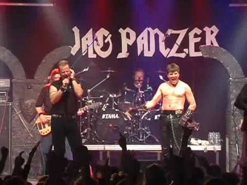 Jag Panzer - Shadow Thief live 2008 (Conklin Parduba duet)